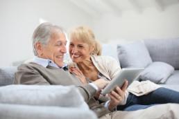 Hacer las interfaces sencillas y emocionantes para los mayores. Legridd